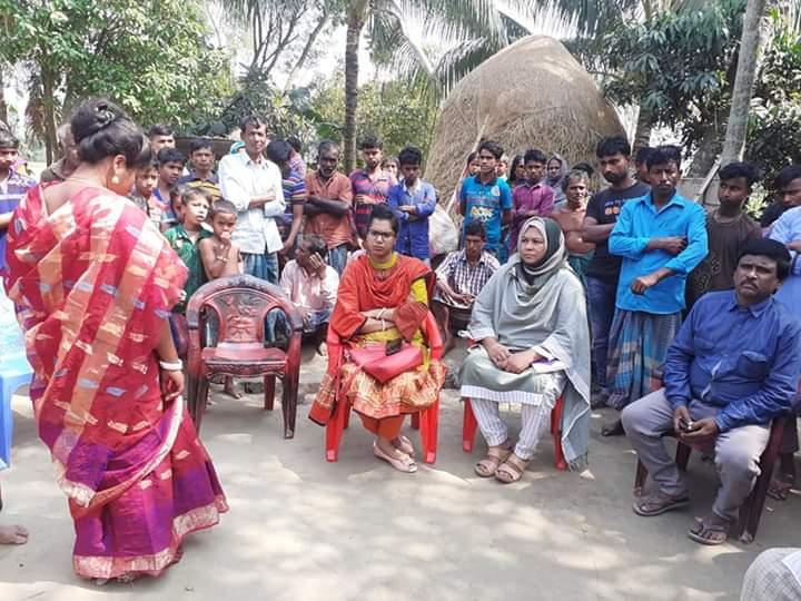 লাখাইয়ে উপজেলা প্রশাসনের হস্তক্ষেপে বাল্যবিবাহ বন্ধ