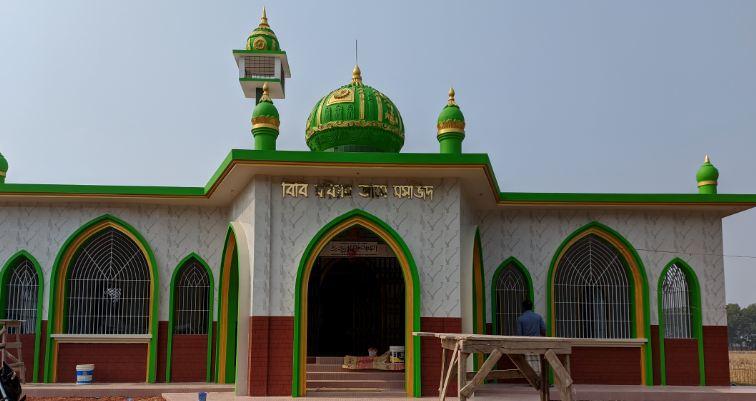 কমলগঞ্জে বিবি মরিয়ম জামে মসজিদের উদ্বোধন