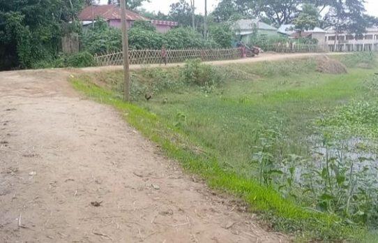দক্ষিণ সুনামগঞ্জে চেয়ারম্যান কর্তৃক প্রকল্পের টাকা আত্মসাতের অভিযোগ